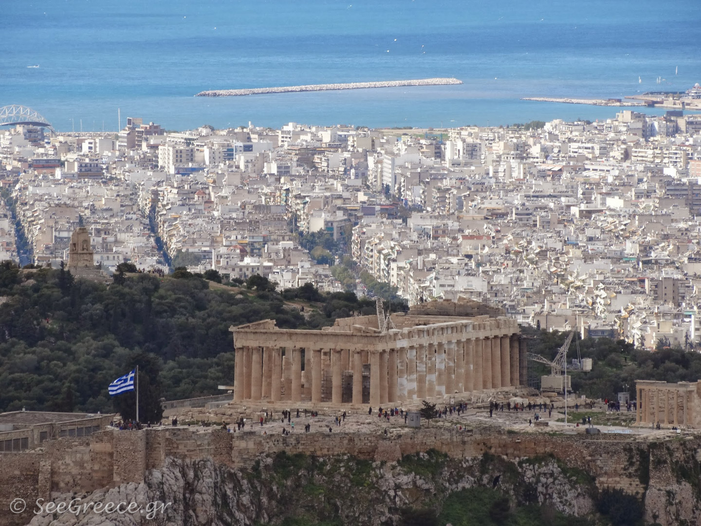 "1 – ""Athens Panoramic View"""