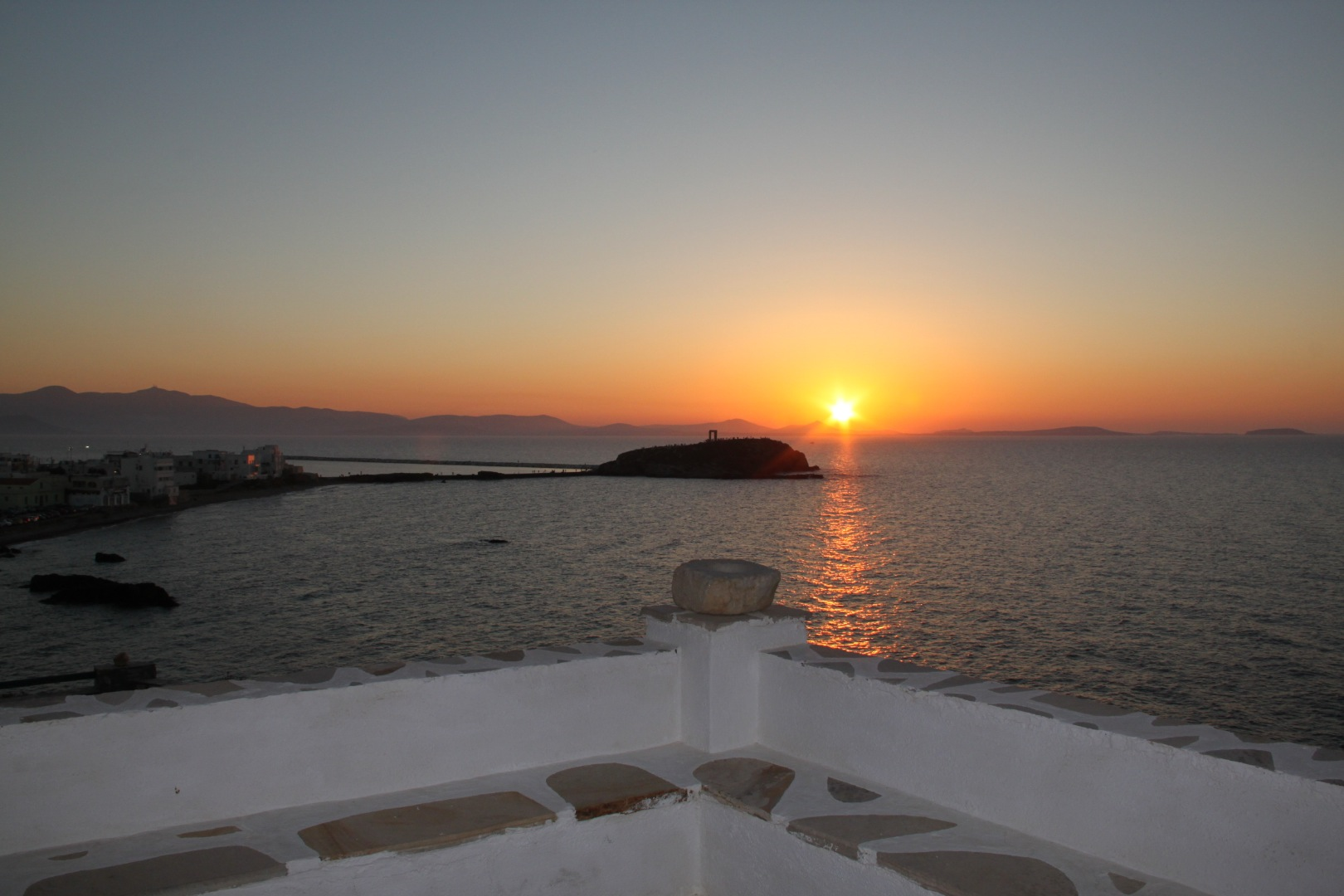 See Naxos Sunset And Sea View Studio See Greece