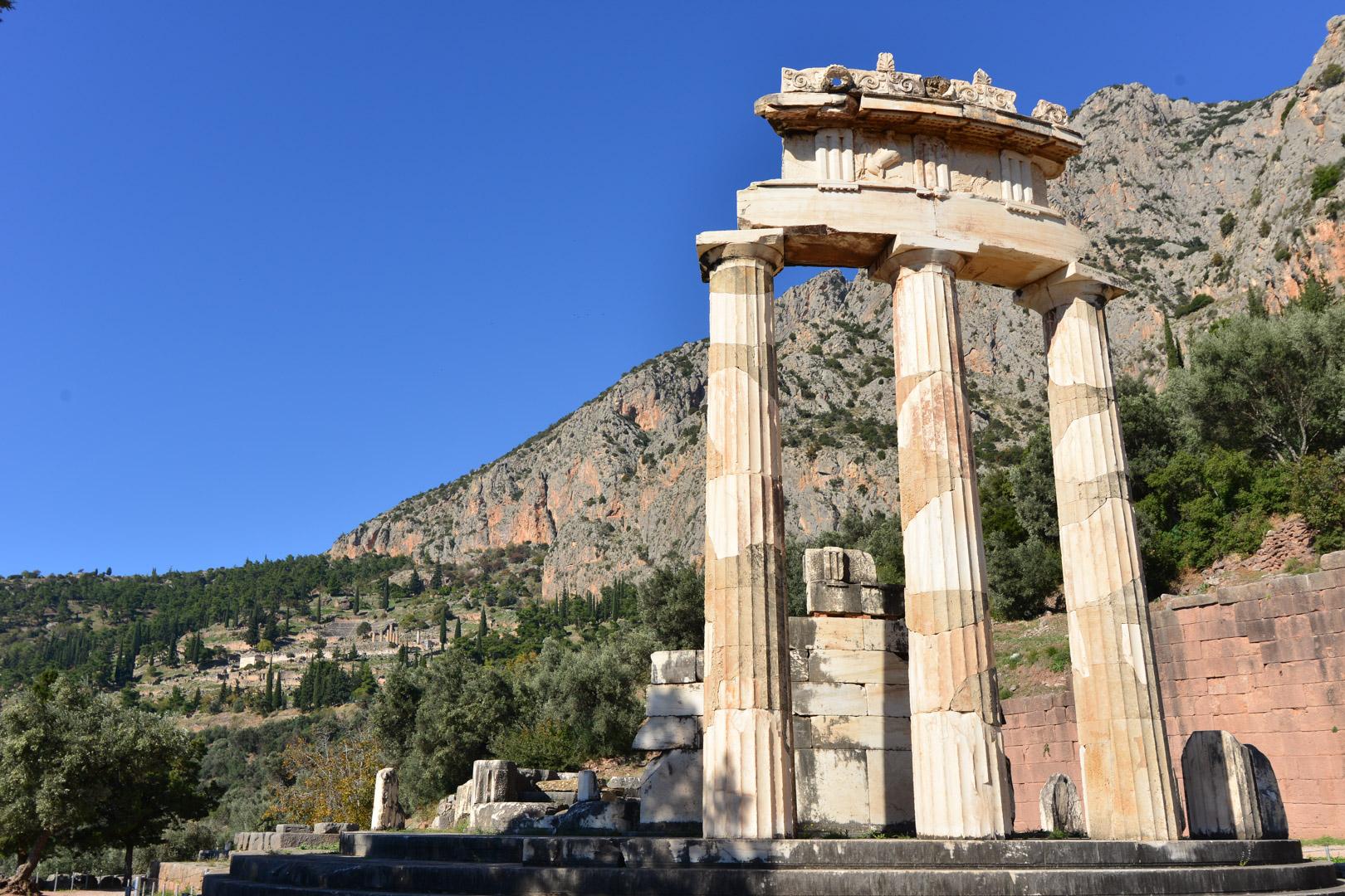 """""""Classic Tour"""" – Delphi"""