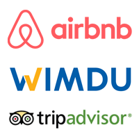 See Greece rentals can also be found in Airbnb Wimdu and Tripadvisor
