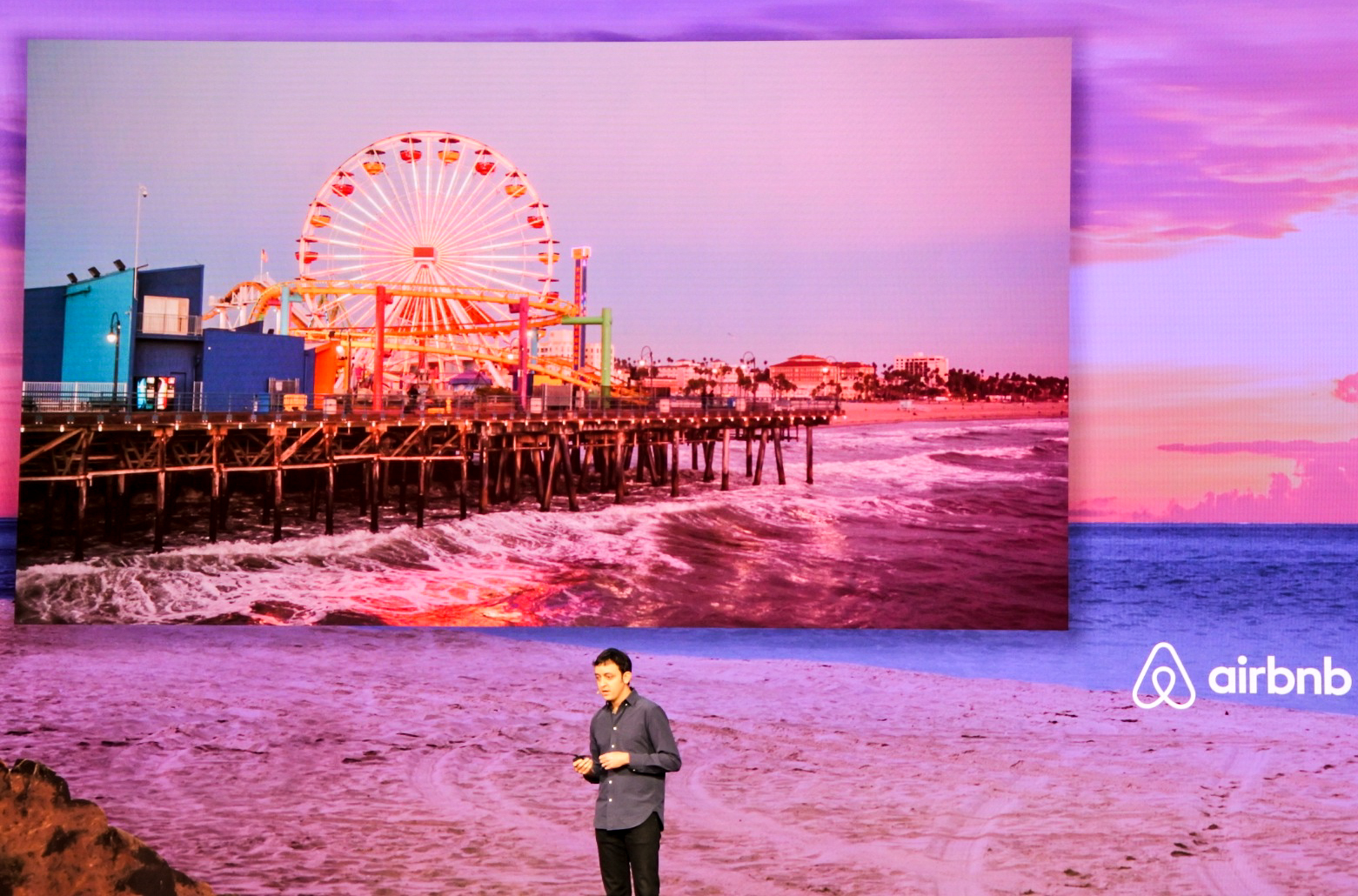 Airbnb Open 2016 In Los Angeles