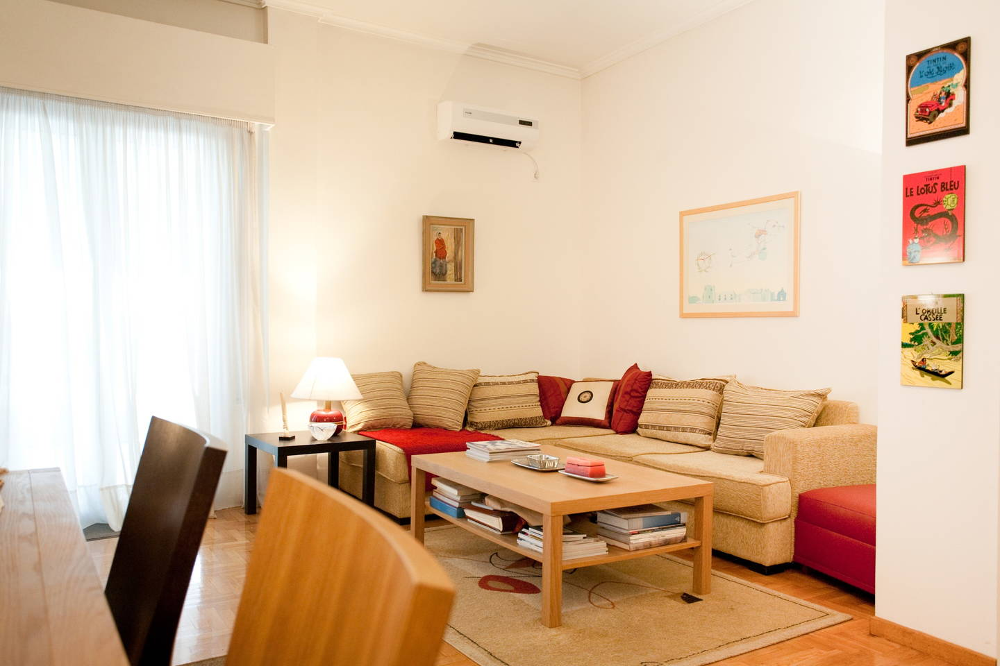 2 Bedrooms Apartment In The Acropolis Area