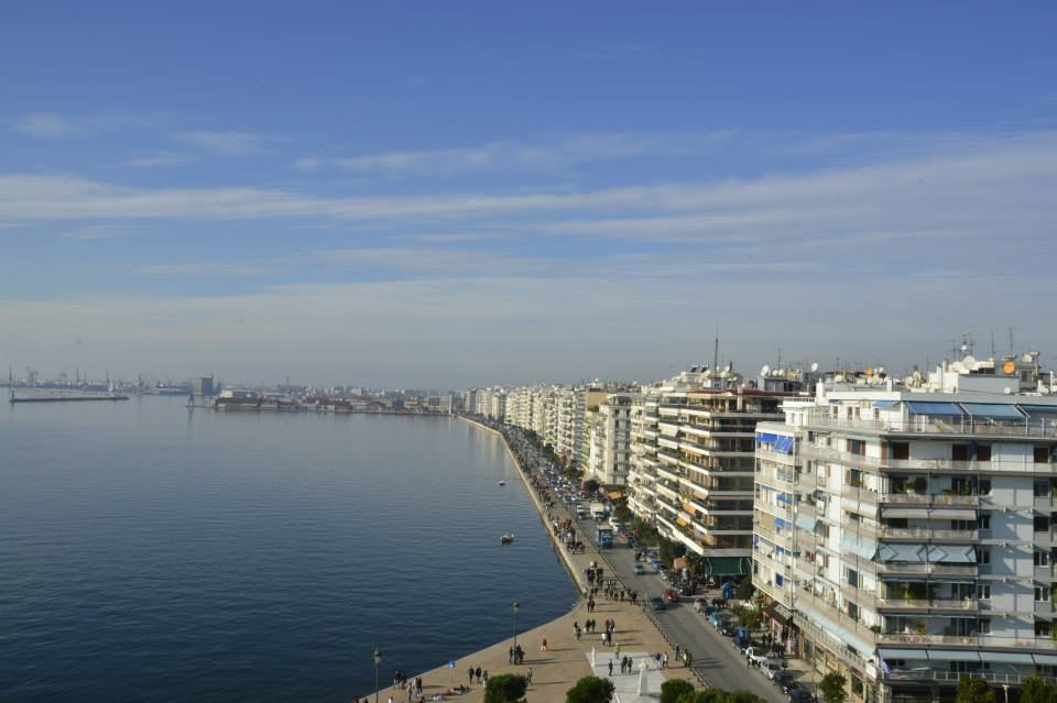 Family Economic Apartment In Thessaloniki