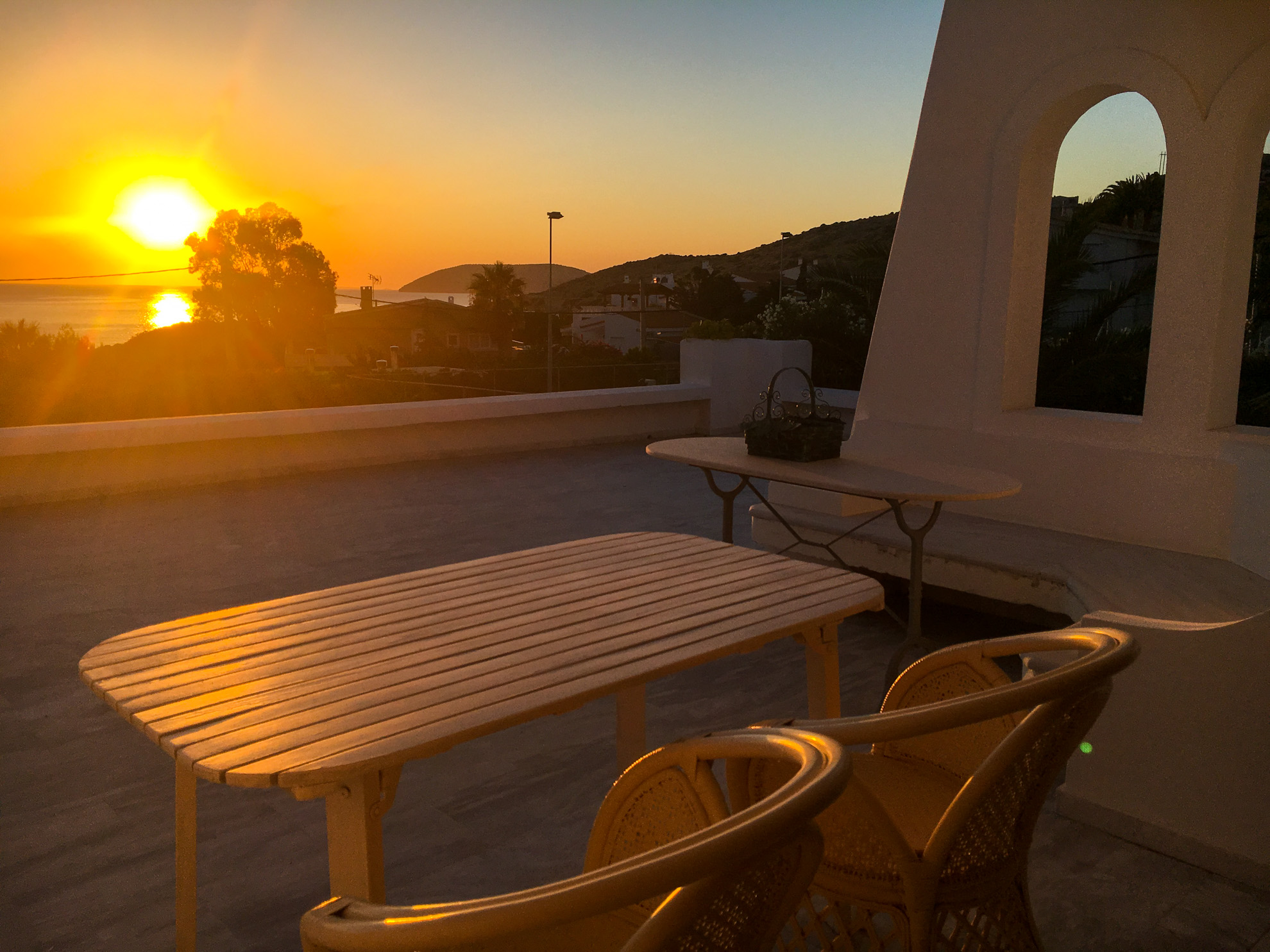 Villa With Sunset And Sea View At Anavissos, 50km Away From Athens