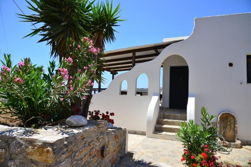 Villa With Sea View In Amorgos (Katapola)