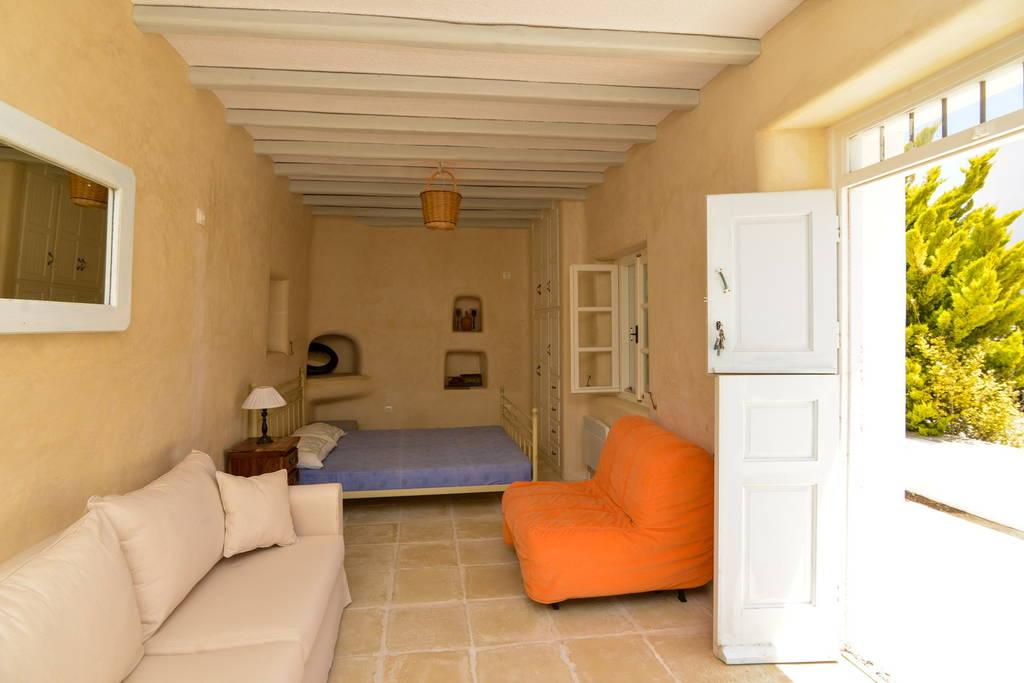 Private Family Studio In Mykonos