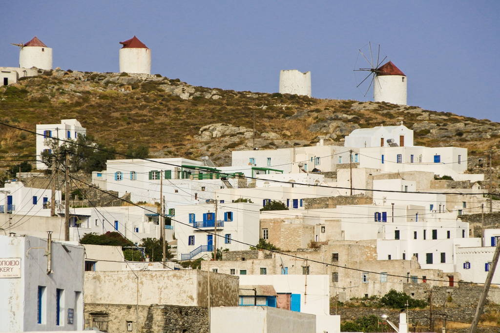 Traditional Apartment In Amorgos (Chora)