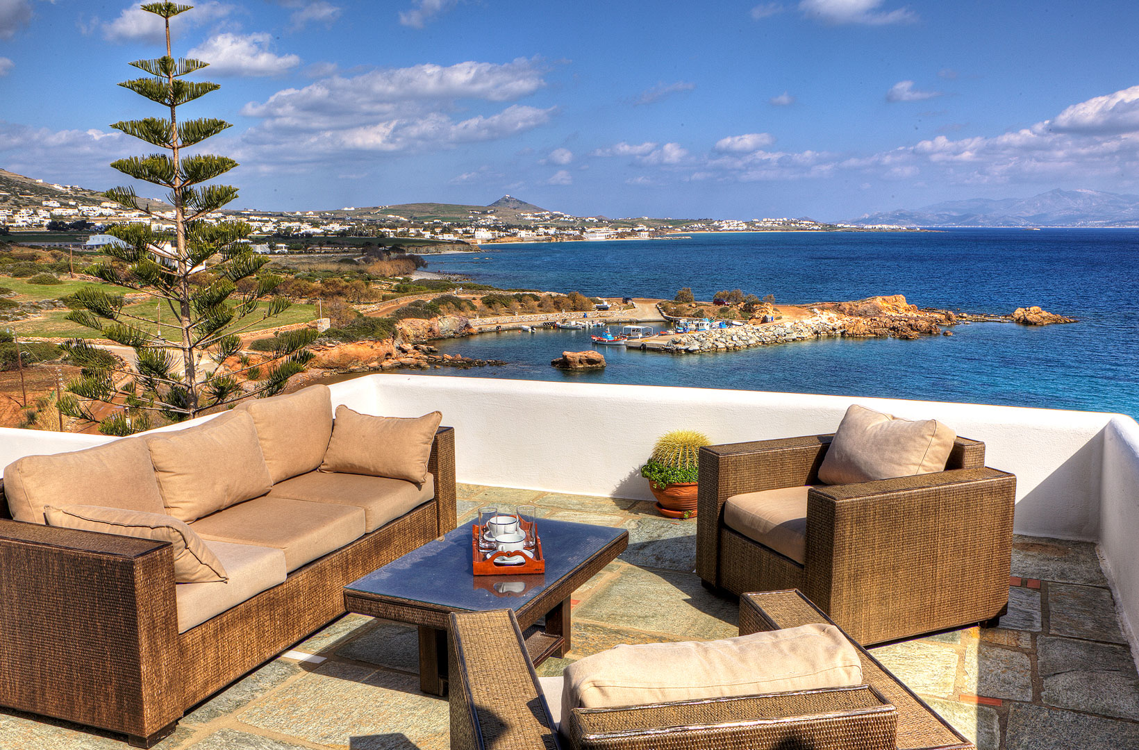 Paros Luxurious Beach Villa