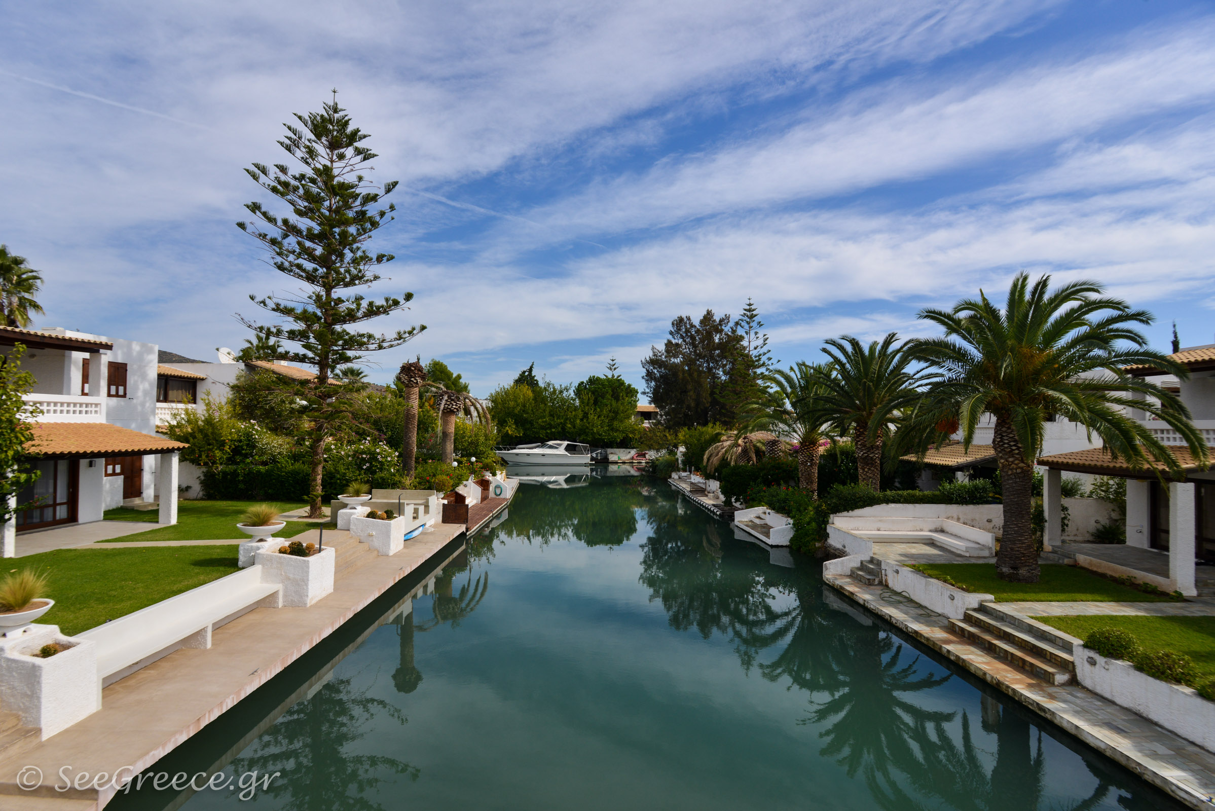 Ermioni 4 Bedroom Villa With Garden, Private Car And Yacht Parking